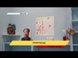 В России появился первый криптосад!!