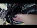 Замена салонного фильтра и чистка испарителя кондиционера на Volvo XC70