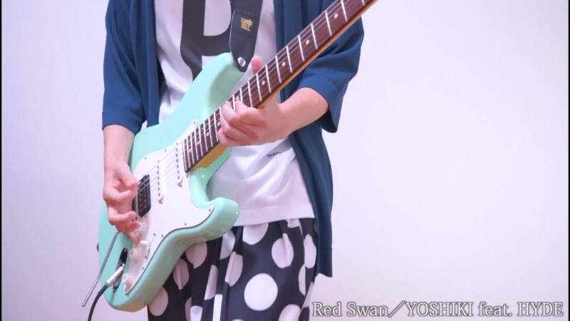 Attack on Titan【進撃の巨人】Season 3 OP - (Red Swan) Guitar Cover ギター弾いてみた