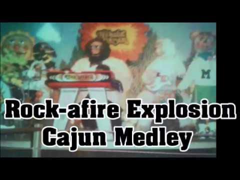 Rock-afire Explosion - Cajun Medley.