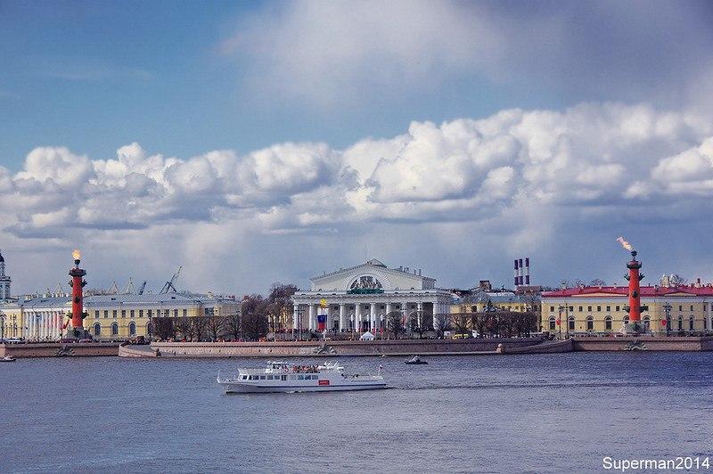 Санкт-Петербург (Часть-3). Петропавловская крепость и Парад Победы.