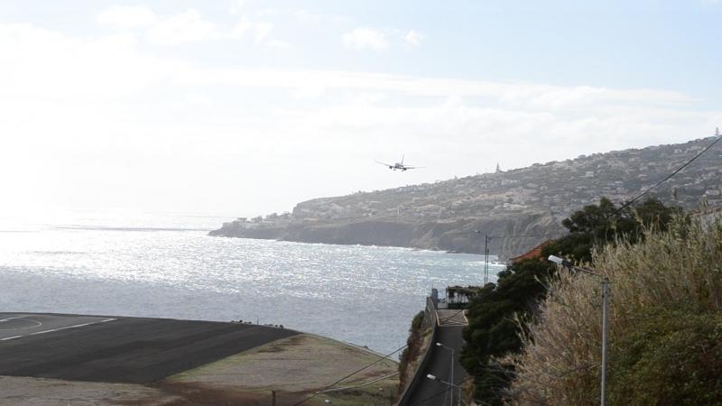 Мадейра аэропорт