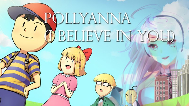 Pollyanna (I Believe in You) - MAIKA Cover - (MOTHER / EARTHBOUND) - VOCALOID