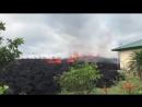 Килауэа - трещинное извержение / видео: Shane Turpin