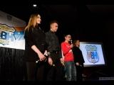 Вторая 1/4 финала III сезона Студенческой лиги КВН ВоГУ, приветствие, команда Фанерное солнце