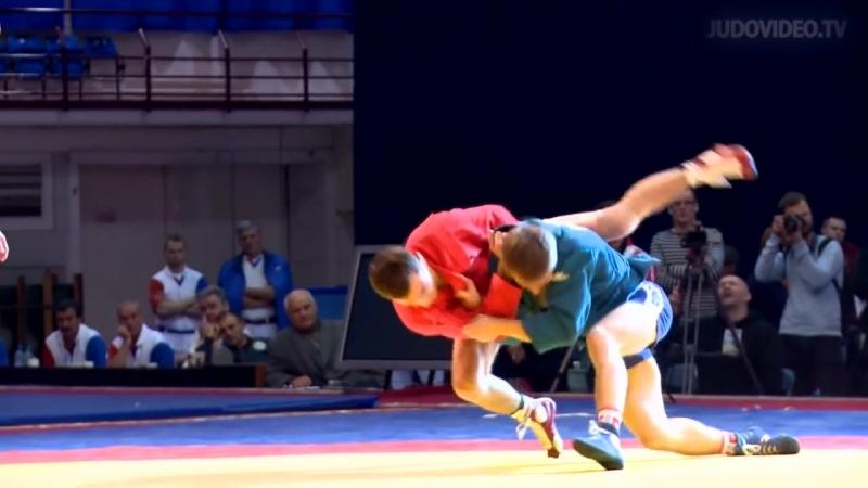 Чемпионат Мира по самбо 2012 (Минск, Беларусь). Мужчины, 68 кг.