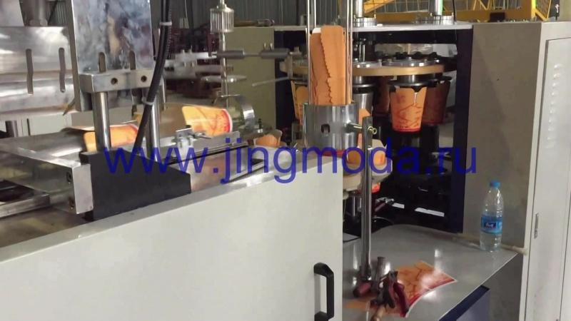 Оборудование для изготовления ВОК-упаковки JMD-6S