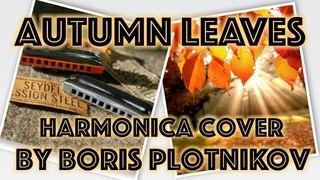 Jazz harmonica Autumn leaves by Boris Plotnikov