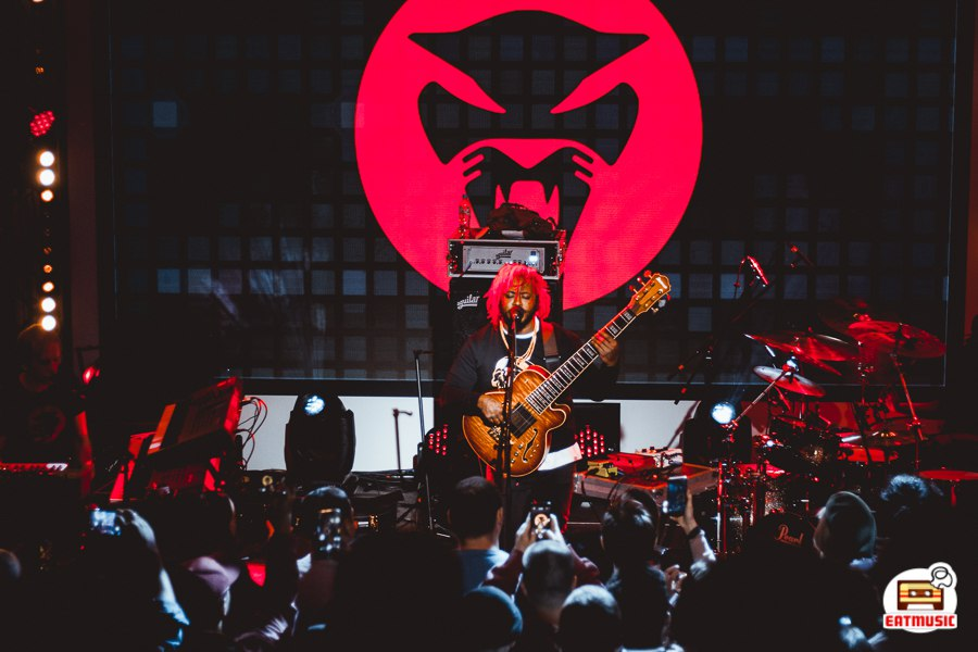 Первый концерт Thundercat в России: как это было? Александр Киселев