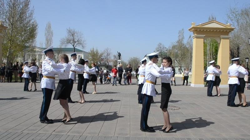 Вальс Победителей 2018 Оренбургское президентское кадетское училище