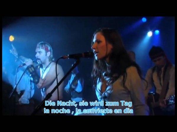 Cultus Ferox Wolfsballade subtitulado Alemán y español