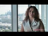 Анна Артамонова: backstage съемки для сентябрьского номера Cosmopolitan