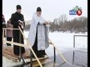 Главная крещенская купель в Ельце подготовлена и освящена