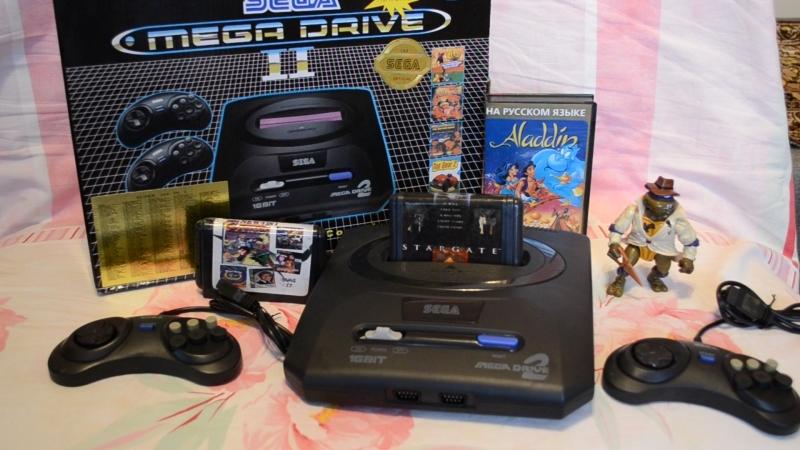 Обзор Sega Mega Drive 2