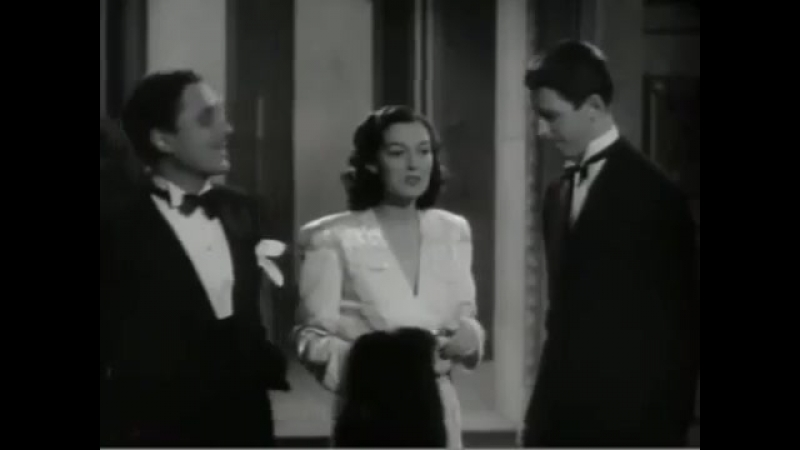 No Time for Comedy Aka Guy with a Grin (1940)