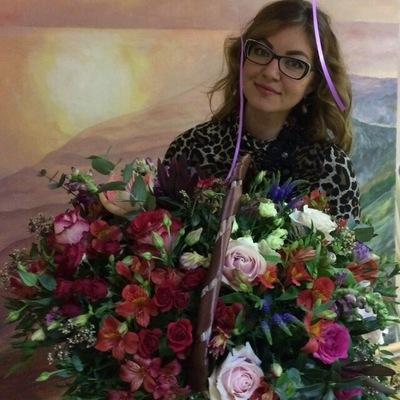 Марина Бахтурина