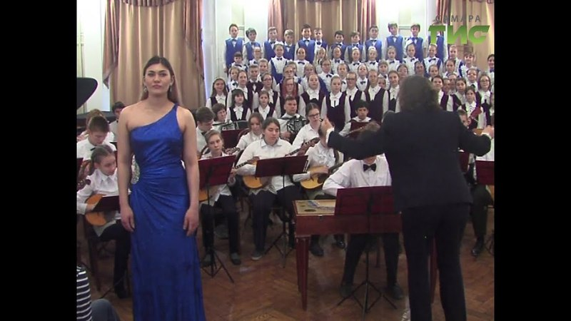 Хранят традиции. Оркестр Перезвоны празднует 20 - летний юбилей