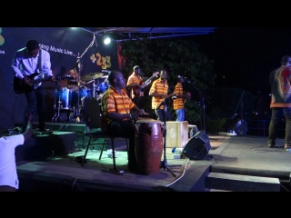 Hewale Band - Africa @ +233 Jaz Bar Gril.mp4