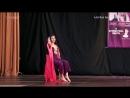 Наша ученица Дарья Паненко Шоу LAYALI AL SHARQ 2018