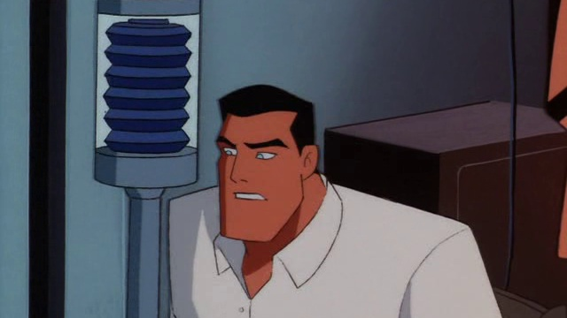 Химия - 22 серия Новые приключения Бэтмена