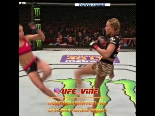 👊🏻 Битва двух красоток ❤️😍🔥 Paige VanZant vs. Felice Herrig 😱