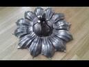 Бутон для квітки, процес виготовлення акант. Також, центральна вставка на римську колону