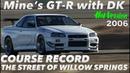 土屋圭市とマインズGT-RがUSAでコースレコード樹立!!【Best MOTORing】2006