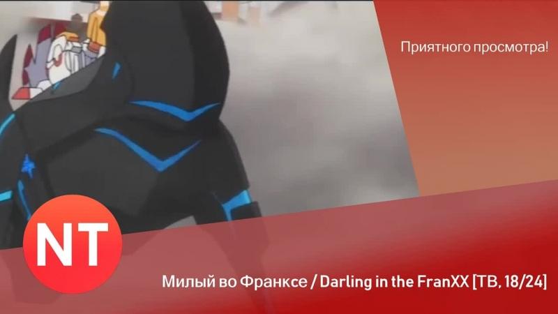 Милый во Франкcе / Darling in the FranXX (18/24)
