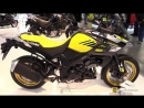 2018 Suzuki V Strom 1000 XT ABS Walkaround 2017 EICMA Milan Motorcycle Exhibition