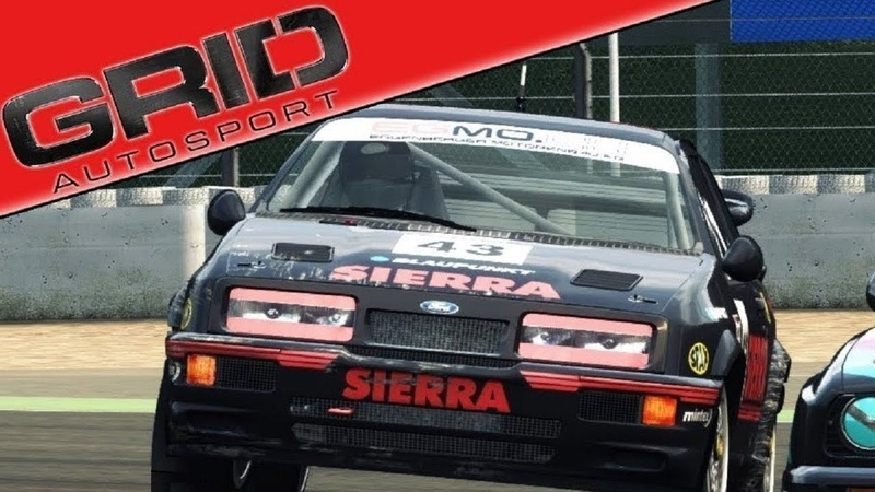 GRID Autosport GamePlay - Ford Sierra RS500 Cosworth Touring Car - Hong Kong ✅ ⭐ 🎧 🎮