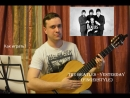 The Beatles - Yesterday (fingerstyle acoustic guitar cover)