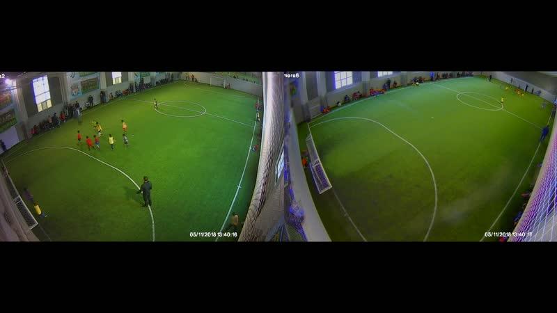Турнир Фанзона 2012 г. Аю Элиста - Лео 12-3