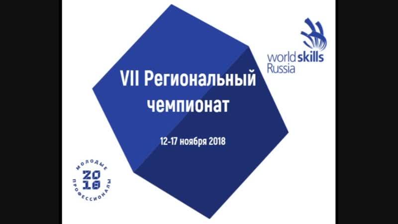 РЧ Молодые профессионалы по компетенции Спасательные работы 2018-2019