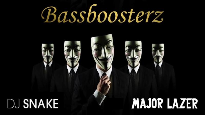Best Remix of Dj Snake Major Lazer Music Mix [Bass Boosted] 2016