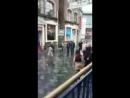 Отхватила люлей от охраны (VIDEO ВАРЕНЬЕ)