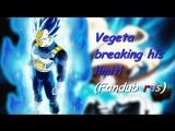 Vegeta turns beyond Super sayian blue (Semi-fandub RUS) For fun