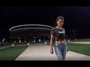 Ночной парк Краснодар, ролики.