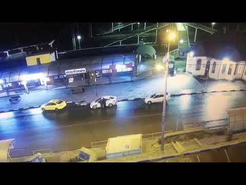 Массовое ДТП в Подмосковье. Пострадали пять человек.