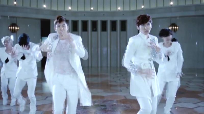 PV_MV DBSK - TVXQ - Superstar