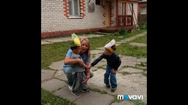 Хавал. Лагерь по изучению чувашского языка. 2018. Сурские зори. (Детская часть)