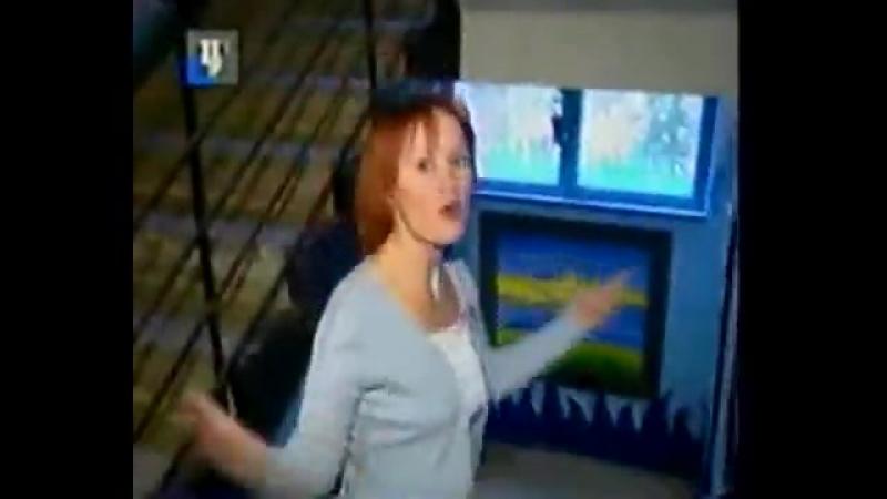 События. Время московское (ТВЦ, лето 2003) Подъезд в Москве на Мед