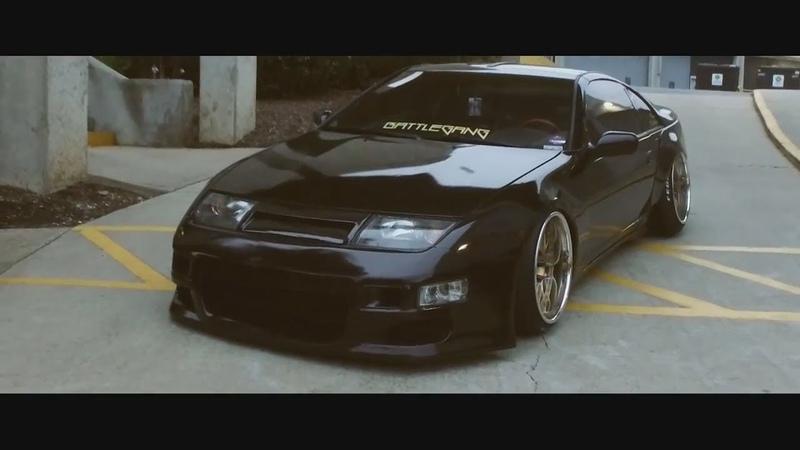 Black Widow - Nissan 300zx | Clean Culture
