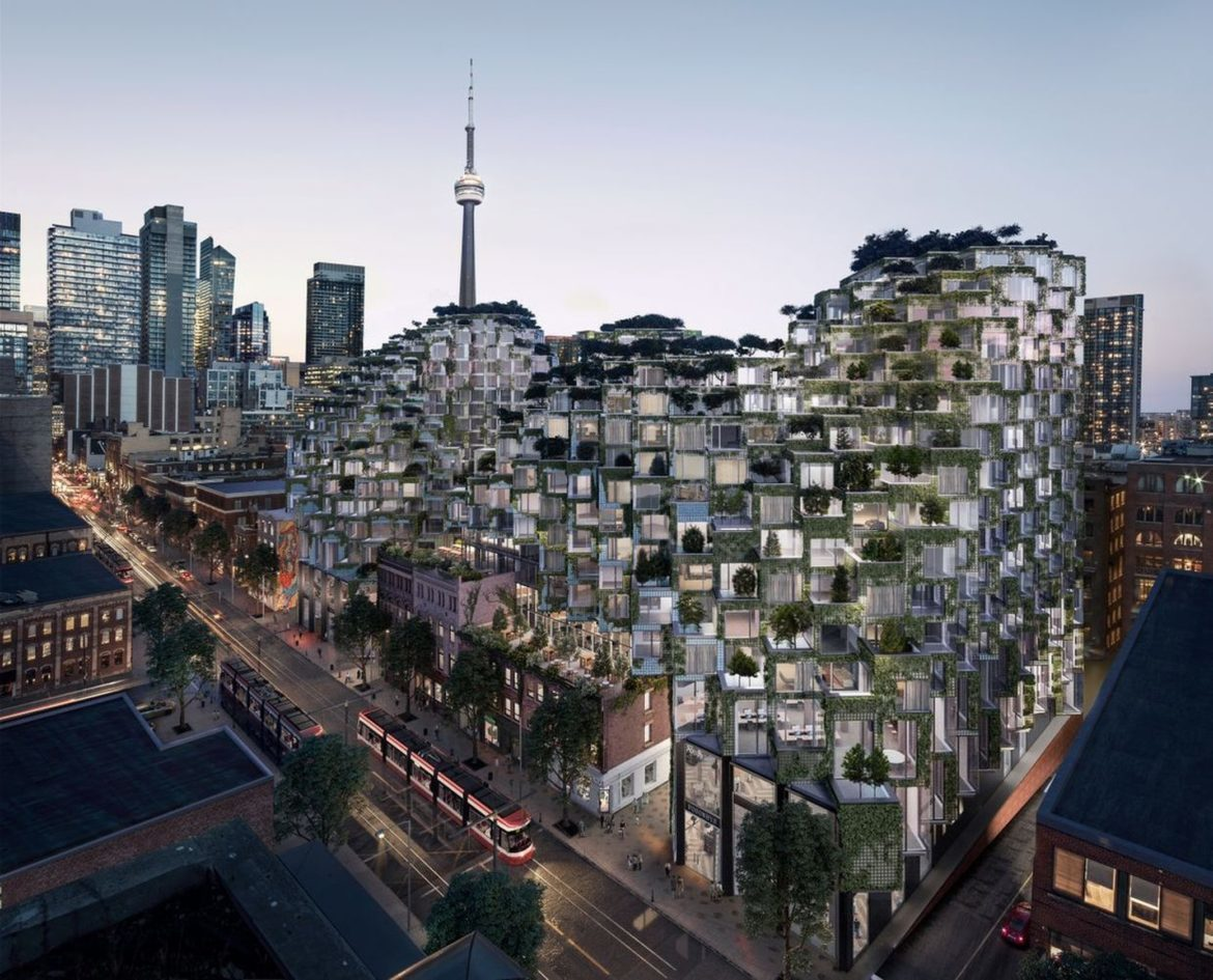 Toronto to Get New, Magnificent Condos By BIG