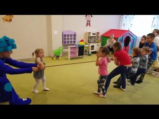 Летняя вечеринка в детском центре Карамба