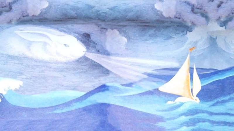 Как зайчонок убегал Терапевтическая Сказка на Ночь Мультик перед сном Сказкот
