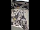 A$AP MOB 2018 CANVAS