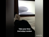 Resting in London!