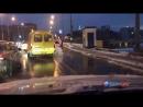 Авария на мосту Стачки 26.01.2018 г.