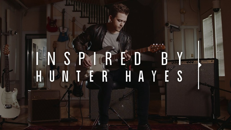 Ernie Ball Music Man: Inspired By Hunter Hayes
