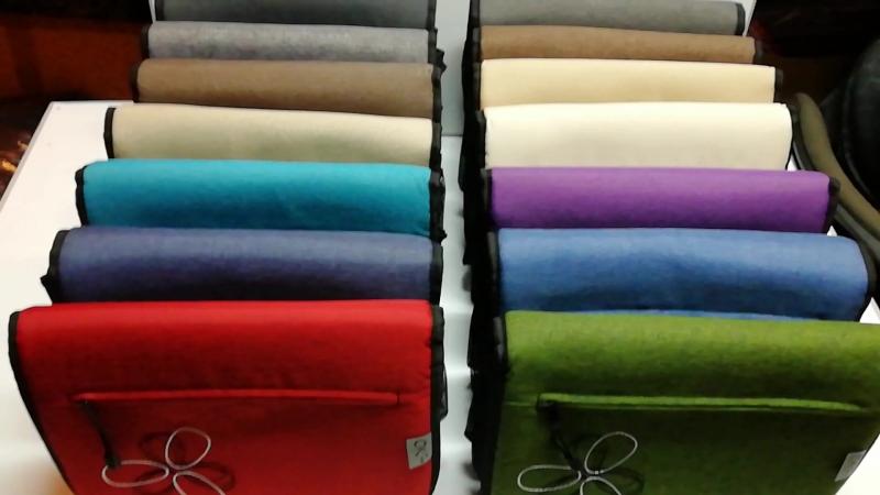 Сумки КвіточкаOk Style Льянна тканина,14 кольорів.